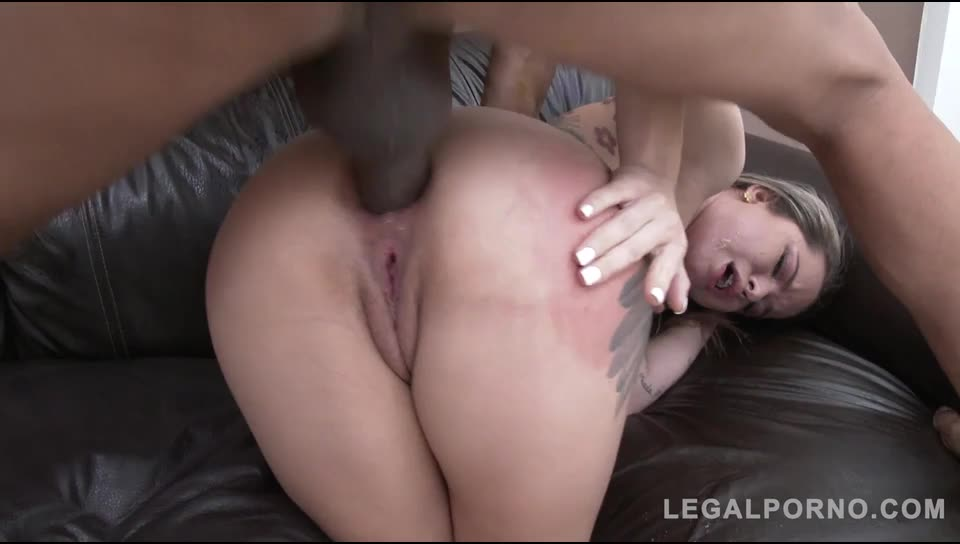 [LegalPorno] Latina slut assfucked, DPed & pissed all over - Alice Alcantara (DP)/(Pissing)