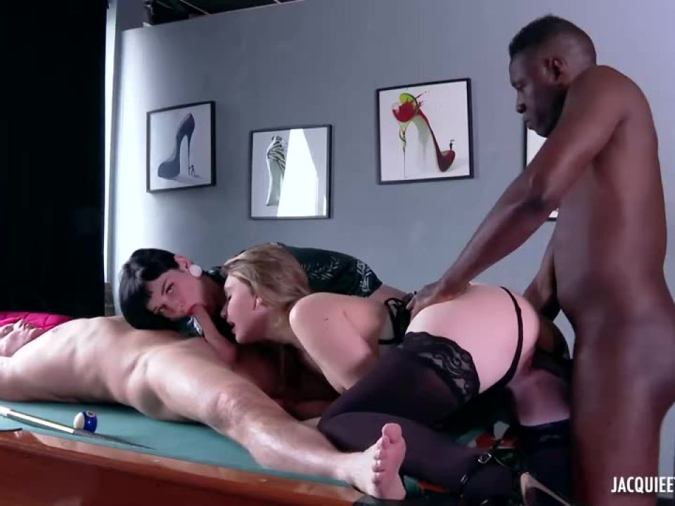 Extreme orgy for Marine's birthday, 20 years! (JacquieEtMichelTV / Indecentes-Voisines) Screenshot 4