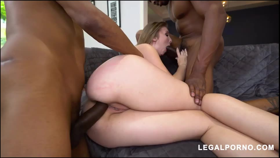 [LegalPorno] Big Tit Super Hot Lena Paul back for more She loves BBC up her ASS AA037 - Lena Paul (DP)/(Natural Tits)