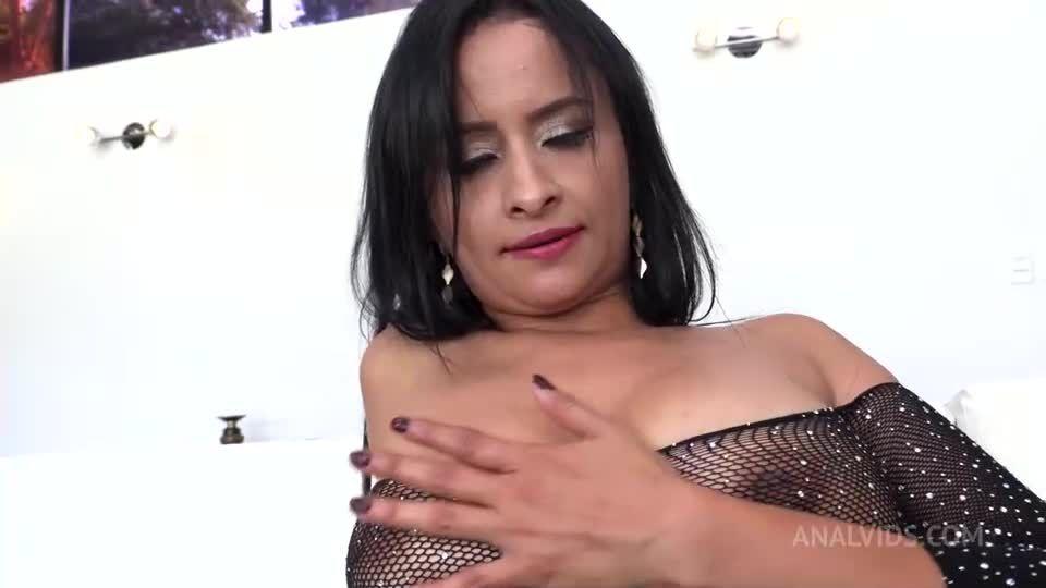 Big Butt Colombian Milf gets her first DAP NT072 (LegalPorno / AnalVids) Screenshot 0
