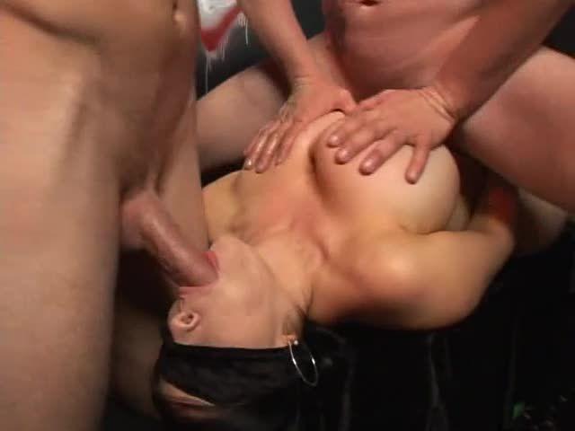 [Score] Big Tit Glory Hole - Daphne Rosen (DP)/(2M1F)