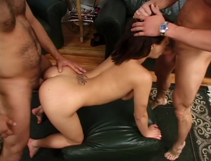 [Anabolic Video] Bring 'um Young 1 - Belladonna (DP)/(Brunette)