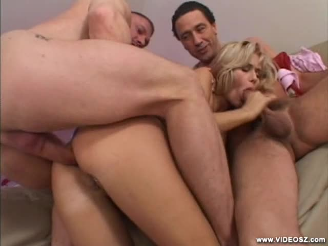 [Legend Video] Anal Driller 4 - Sarah Blue (DP)/(Blonde)