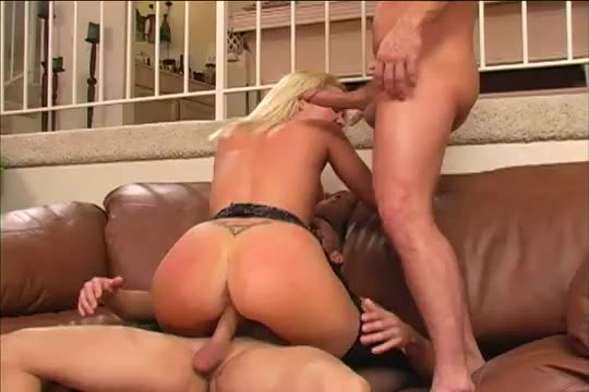 [DVSX] Double Parked 3: Two Way Street - Olivia Saint (DP)/(Stockings)