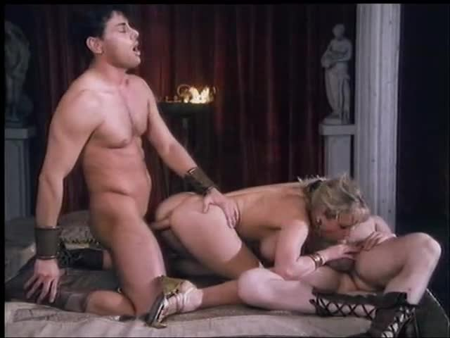 Messalina / Les Orgies de Messaline / Virgin Empress / Kaiserin und Hure, scene 2 (Moonlight Entertainment / MMV) Cover Image