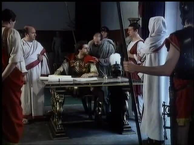 Messalina / Les Orgies de Messaline / Virgin Empress / Kaiserin und Hure, scene 2 (Moonlight Entertainment / MMV) Screenshot 9