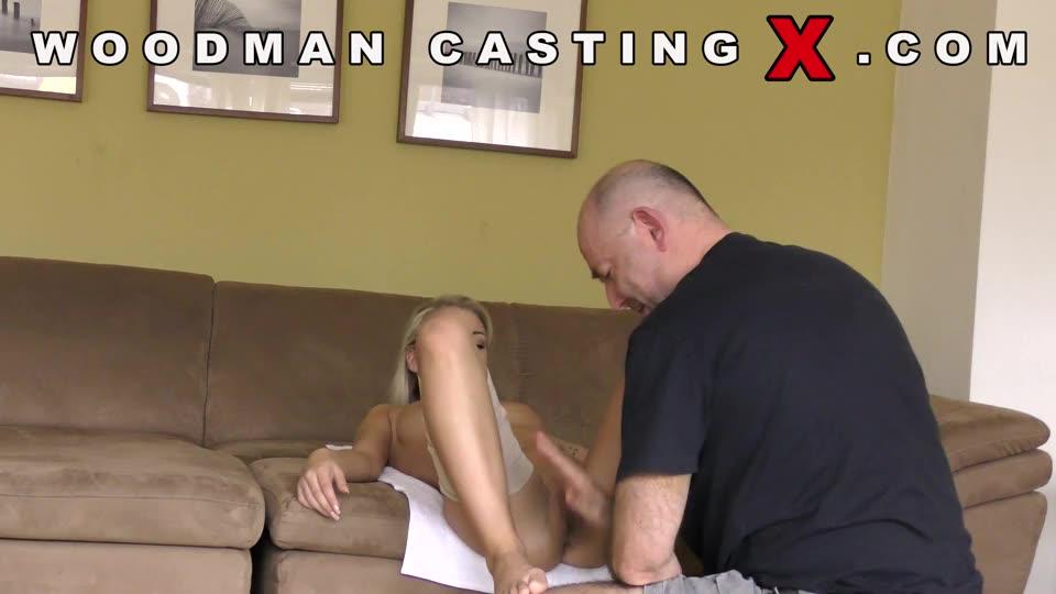 [WoodmanCastingX / PierreWoodman] Casting X 171 - Sweety Layne (DP)/(Blonde)