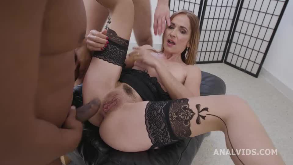 Fucking Wet, ATM, Balls Deep Anal, DAP, Gapes, ButtRose, Pee Drink, Swallow (LegalPorno / AnalVids) Screenshot 2