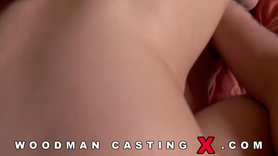 [WoodmanCastingX] Casting X 142 - Olivia Grace (DP)/(Natural Tits)