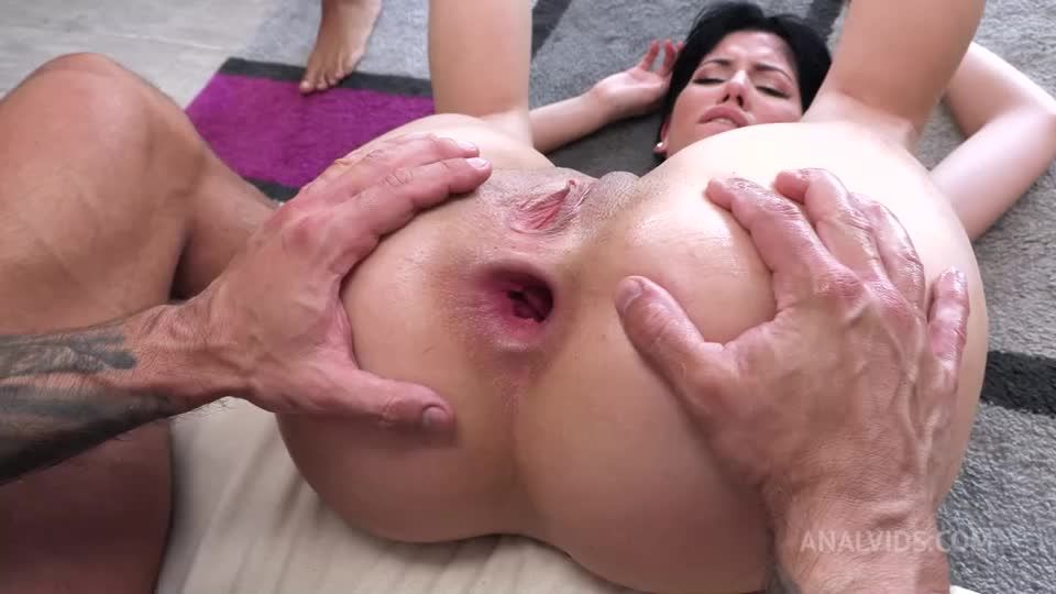 Venezuelan Big Butt gets her first DAP NT059 (LegalPorno / AnalVids) Screenshot 9