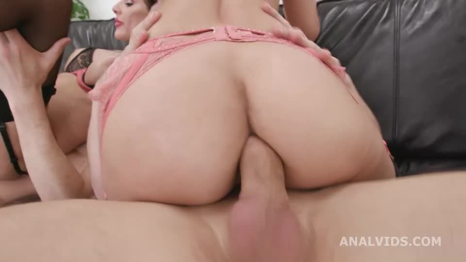 Wet, DAP, Gapes, Almost ButtRose, Pee Drink and Swallow (LegalPorno / AnalVids) Screenshot 7