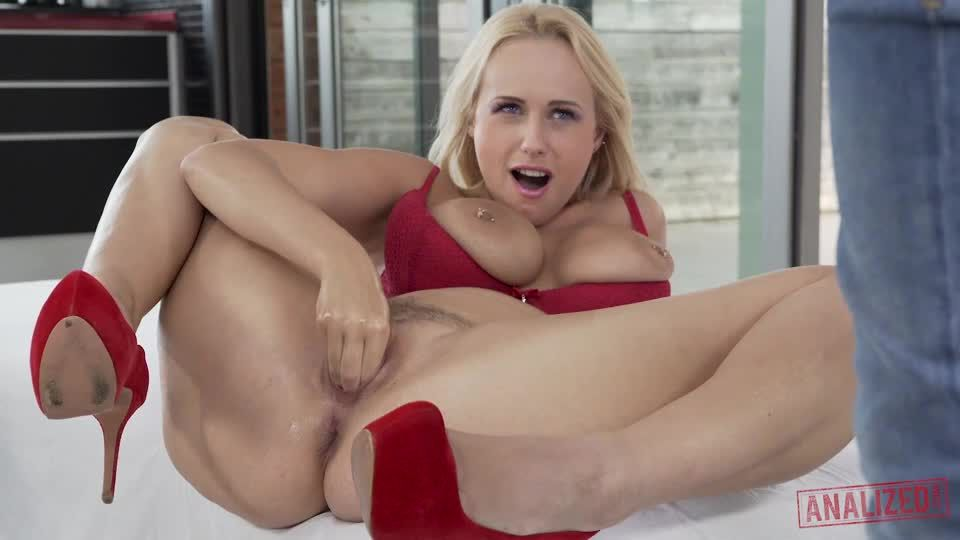 In The Mood For Two Cocks (Analized) Screenshot 2