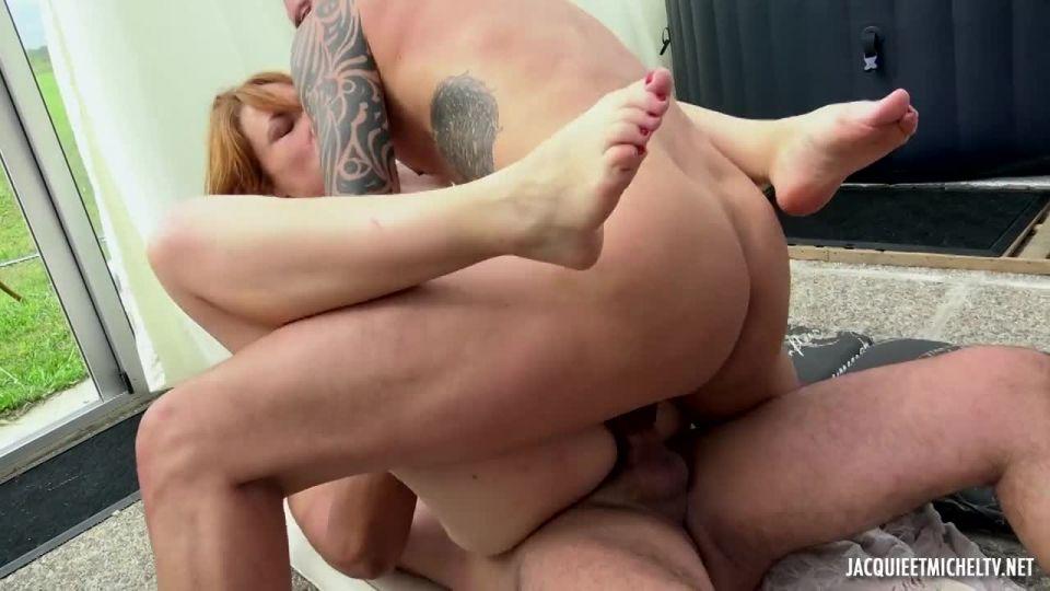 Julie, Tarte Taratin And Sodomy! (JacquieEtMichelTV / Indecentes-Voisines) Screenshot 2