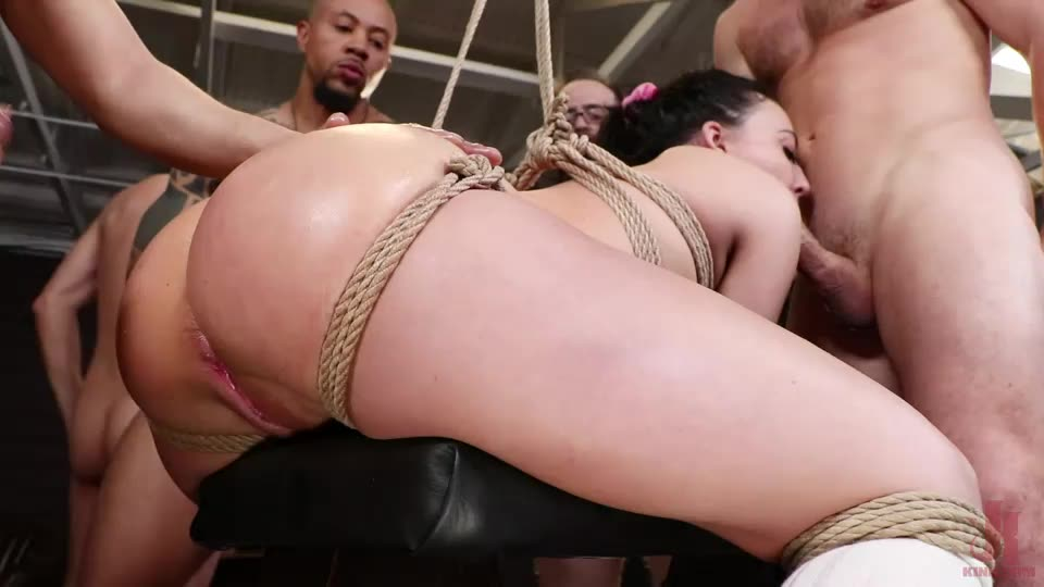 [BoundGangBangs / Kink] Whitney Wright Receives Stepdaddy's Discipline - Whitney Wright (GangBang)/(BDSM)