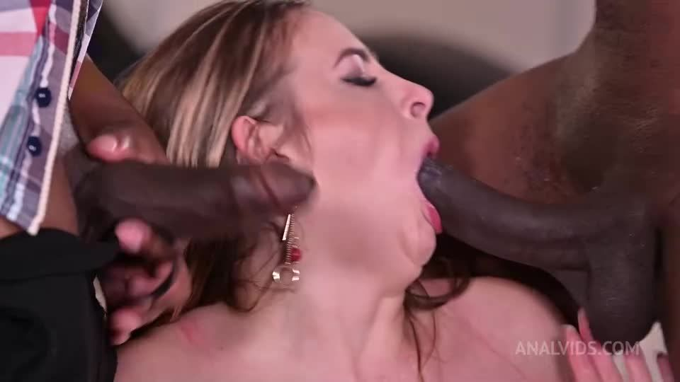 Couples Therapy, BBCs DP Curvy, Cock-addicted Nymphomaniac (PornWorld / AnalVids) Screenshot 3