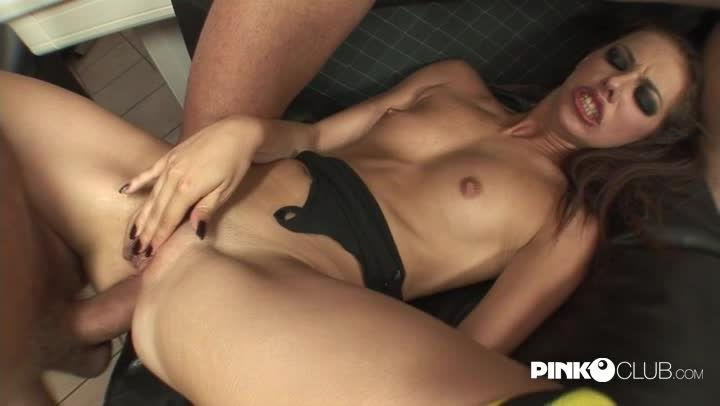 Marika Ferrero's First Anal (PinkoClub) Screenshot 9