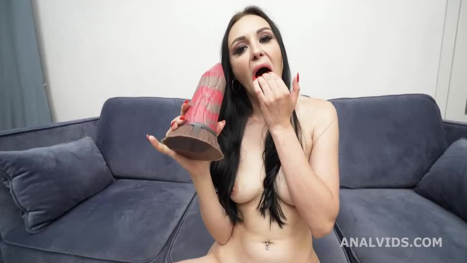 Russian Pee, Balls Deep Anal, DP, DAP, Almost Buttrose, Pee Drink and Cum in Mouth (LegalPorno / AnalVids) Screenshot 0