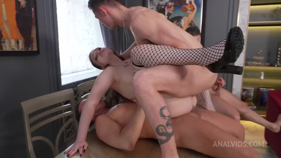 Hungry and Predatory leopard wants a hard and animal anal Fuck NRX128 (LegalPorno / AnalVids) Screenshot 8