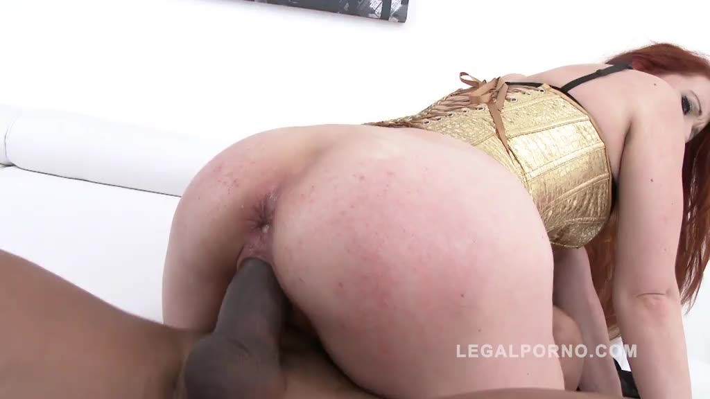 [LegalPorno] first time in studio: piss in mouth & DP for the slut - Isabella Lui (DP)/(3M1F)