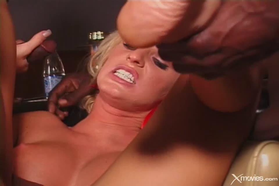 Gangland 41 / White Girls Who Crave Black Cock 2 (Devil's Film) Screenshot 7
