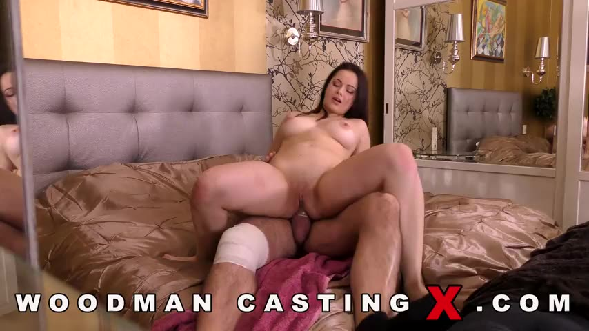 [WoodmanCastingX / PierreWoodman] Nana casting - Nana Federova (DP)/(2M1F)