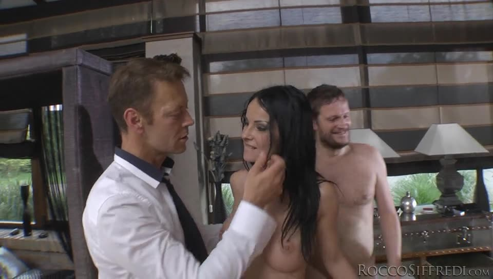 [Evil Angel] Rocco's Abbondanza 2: Big Boob Bonanza - Abbie Cat, Antonya, Tarra White (Orgy)/(Redhead)