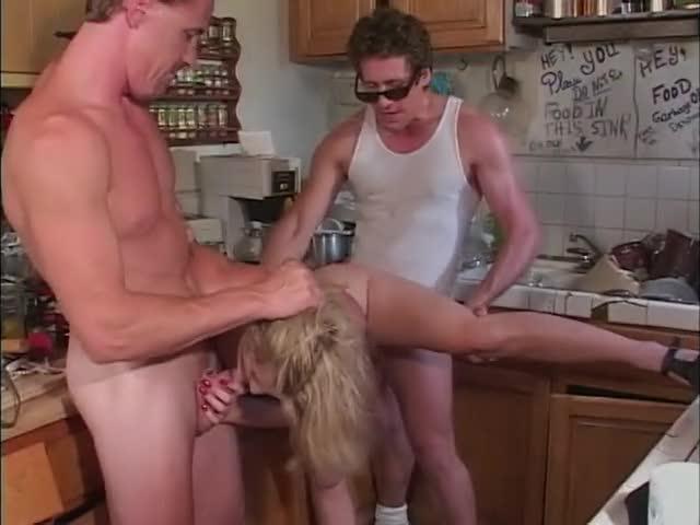 White Trash Whore 18, scene 1 (JM Productions) Cover Image
