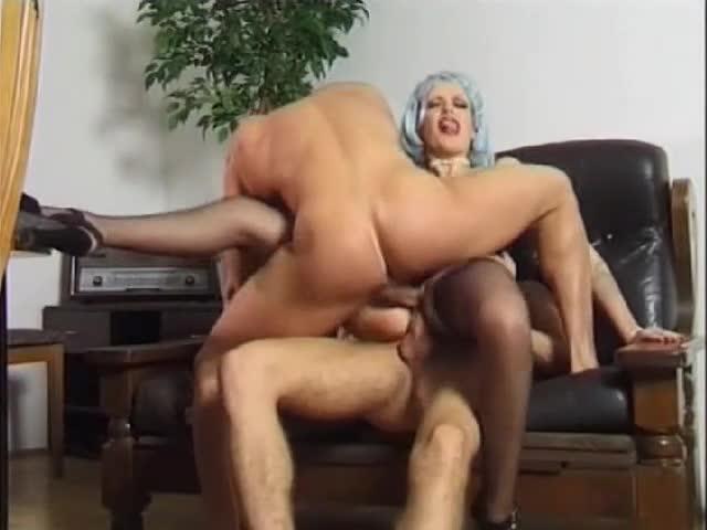 [Grand'Idea] 4 Fiche di Velluto Grigio - Asia D'Argento (DP)/(Big Tits)