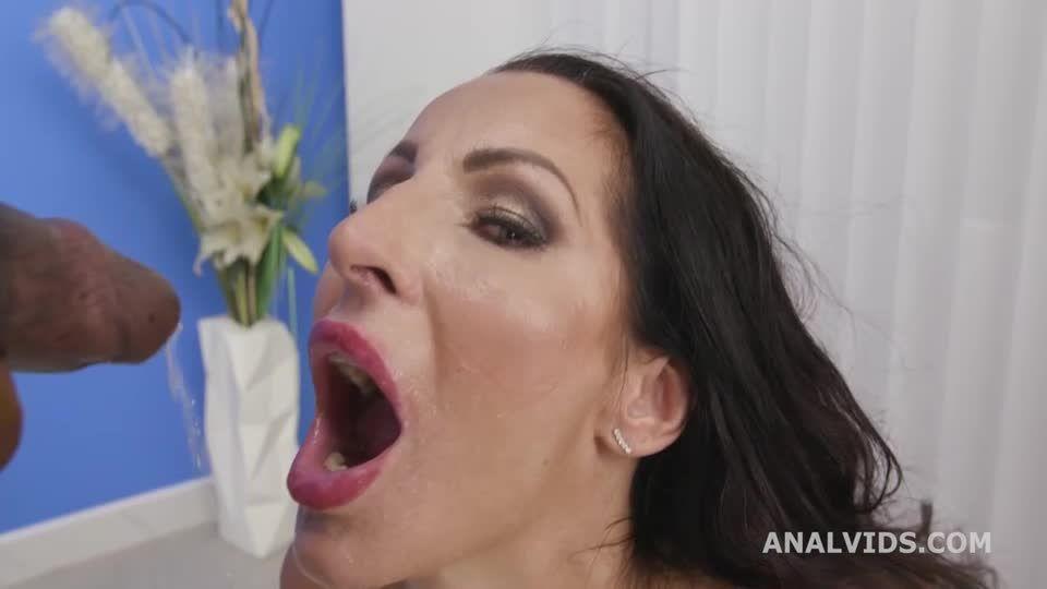 Black Pee Matter, BBC, ATM, DAP, Gapes, Wrecked Ass, Almost ButtRose, Pee Drink, Creampie Swallow (LegalPorno) Screenshot 2
