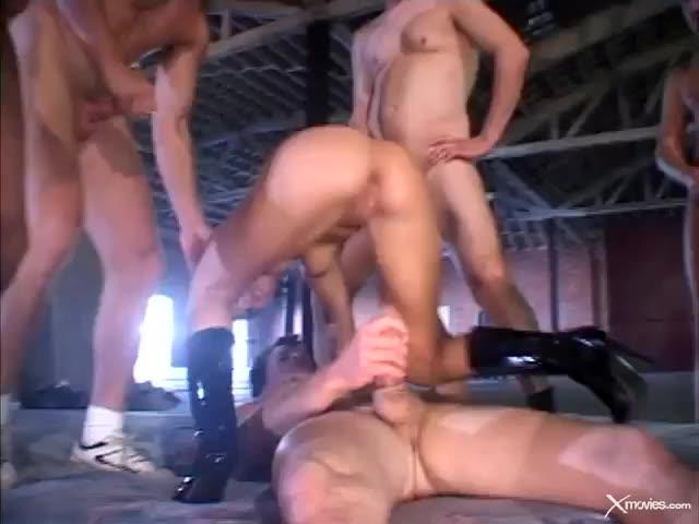 [Mayhem] Clusterfuck 3 - Ariana Jollee (GangBang)/(Natural Tits)