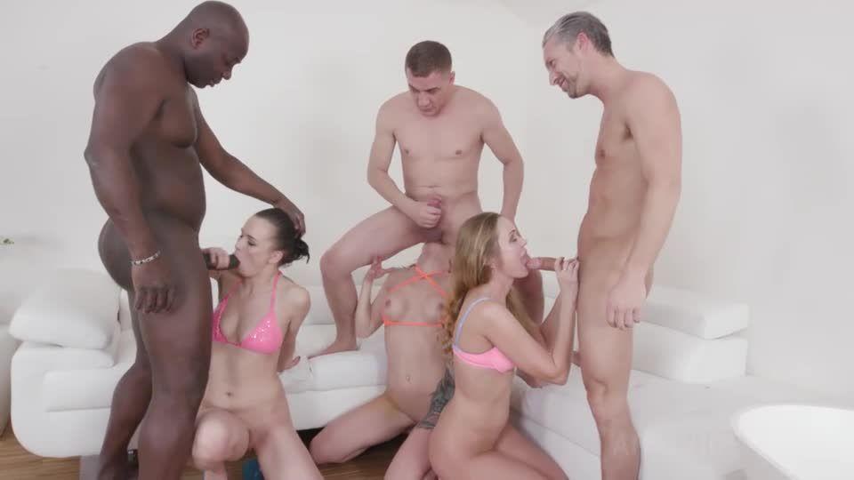 Kinky anal orgy KS012 (LegalPorno) Screenshot 1