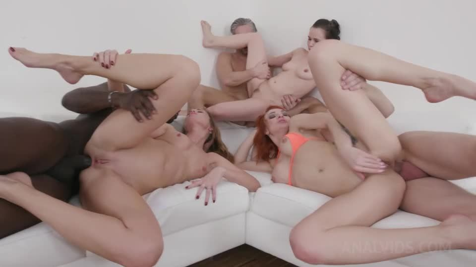 Kinky anal orgy KS012 (LegalPorno) Screenshot 8