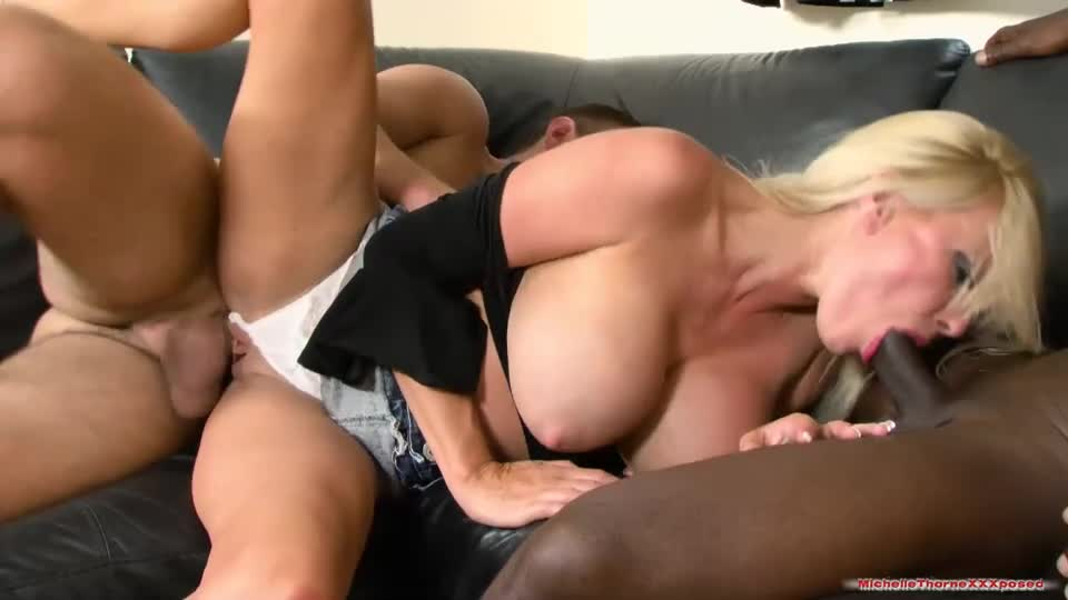 [MichelleThornexxxposed] Boulbe Penetration Fantasies - Michelle Thorne (DP)/(2M1F)