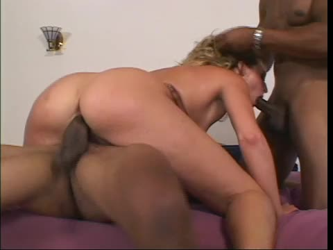 [Coast To Coast] Blonde Eye for the Black Guy 1 - Lauren Phoenix (DP)/(Blonde)