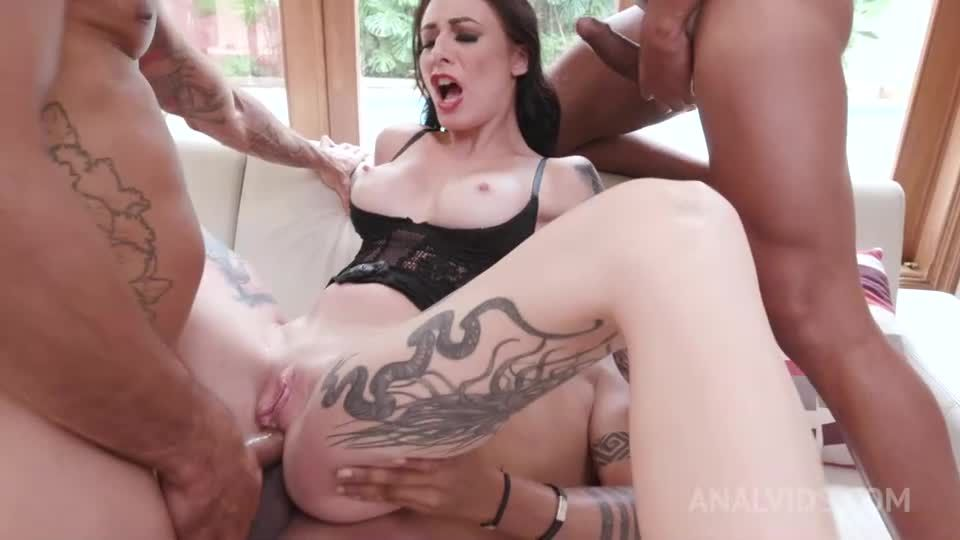 Rough fuck session with DP, DAP, DVP & Piss Drinking YE064 (LegalPorno / AnalVids) Screenshot 2