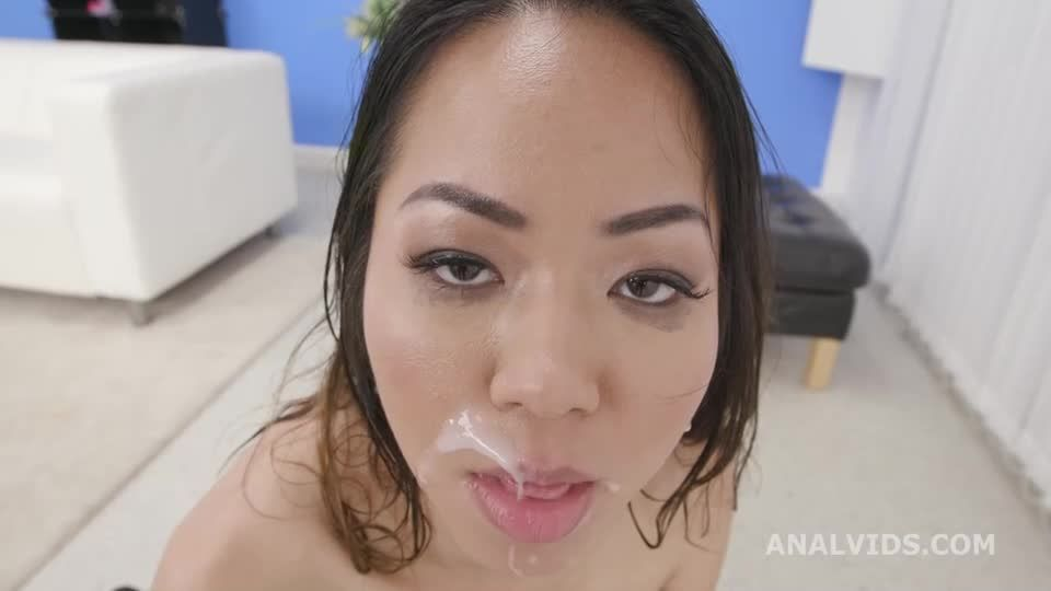 BBC, Wet Edition, Balls Deep Anal, DAP, Gapes, Buttrose, Pee Drink and Swallow (LegalPorno / AnalVids) Screenshot 9