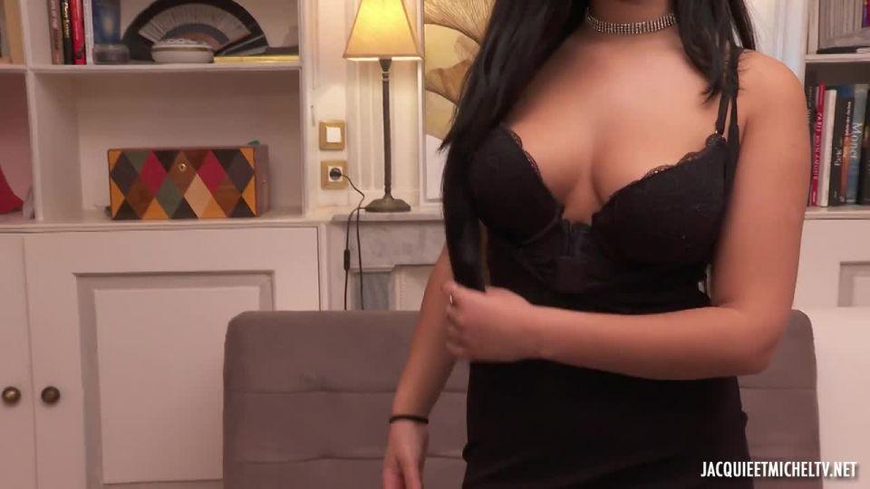 Zarah, Real Porn Starlet! (JacquieEtMichelTV / Indecentes-Voisines) Screenshot 1