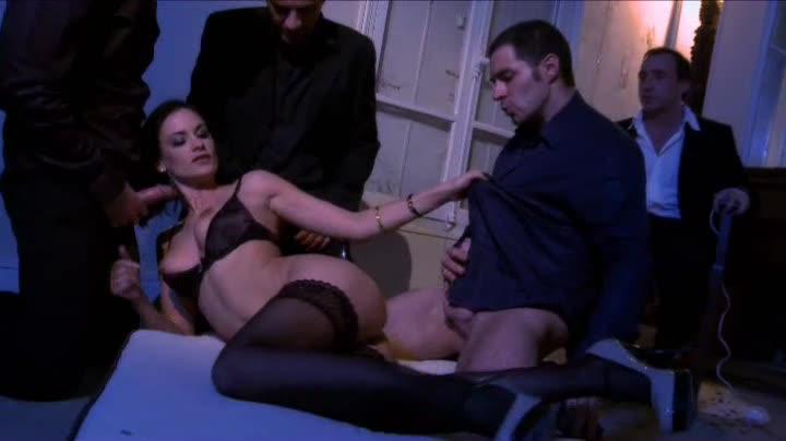 [Video Marc Dorcel] Pornochic 23 - Claire Castel (DP)/(Brunette)