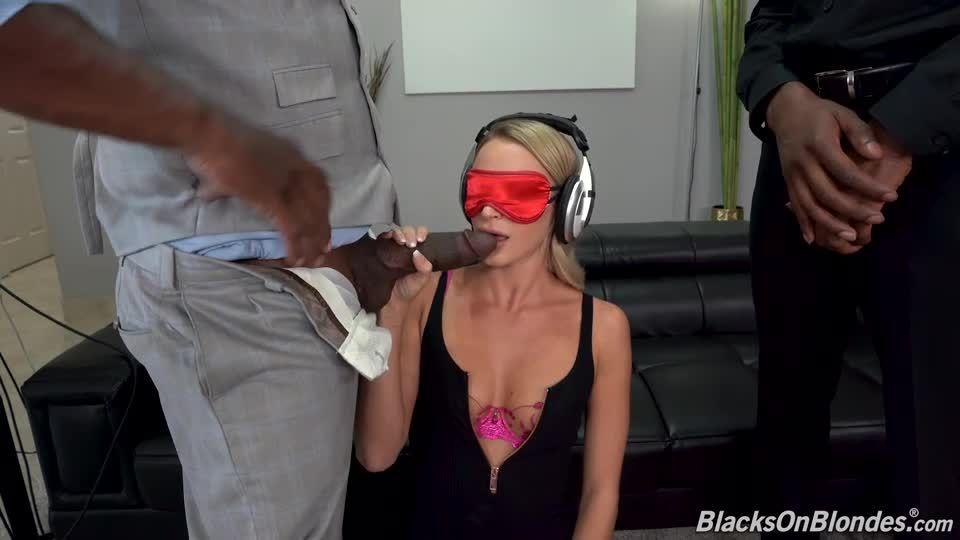 Emma Hix's Third Appearance (BlacksOnBlondes / DogFartNetwork) Screenshot 1