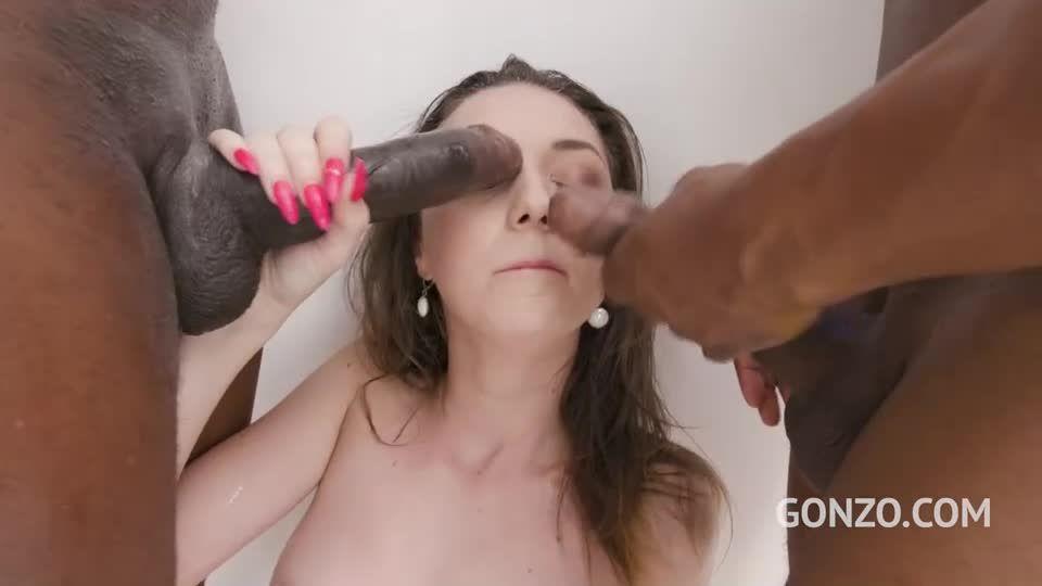 2 BBC with double penetration (LegalPorno) Screenshot 5