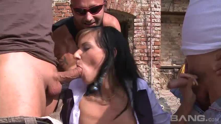 Gangbang Squad 21 (Pink Visual) Screenshot 0