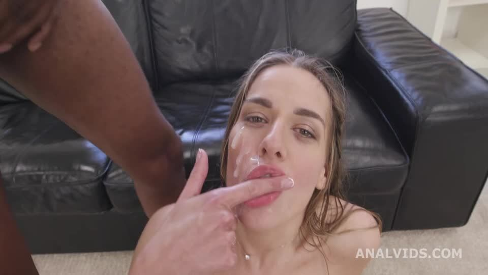 Black Pee, BBC, ATM, Balls Deep Anal, DAP, Pee Drink, Swallow (LegalPorno / AnalVids) Screenshot 9