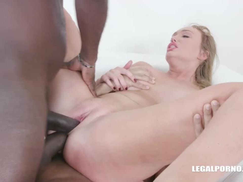 First time with black cocks (LegalPorno) Screenshot 1