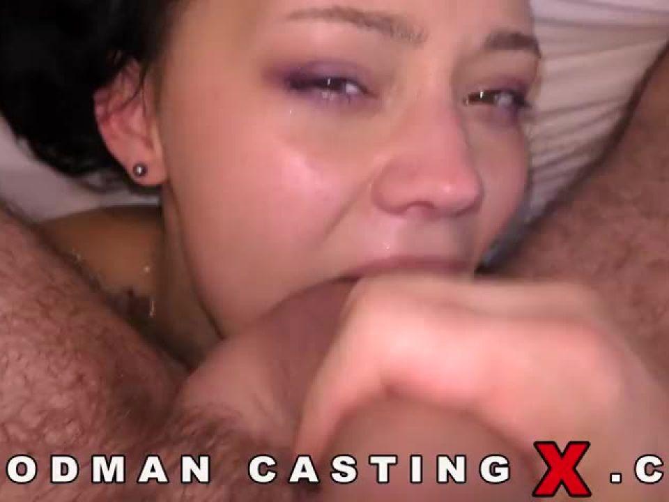 Zee Twins – Casting X 214 (WoodmanCastingX) Screenshot 6