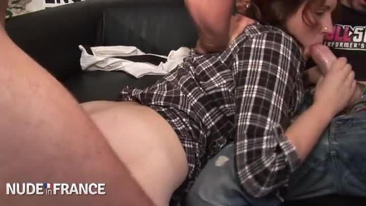 Double Penentration (Nudeinfrance / Lafranceapoil) Screenshot 1