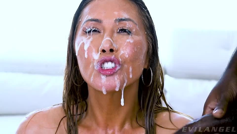 Kianna Dior: Busty Asian Cum Slut 7 (Evil Angel) Screenshot 9