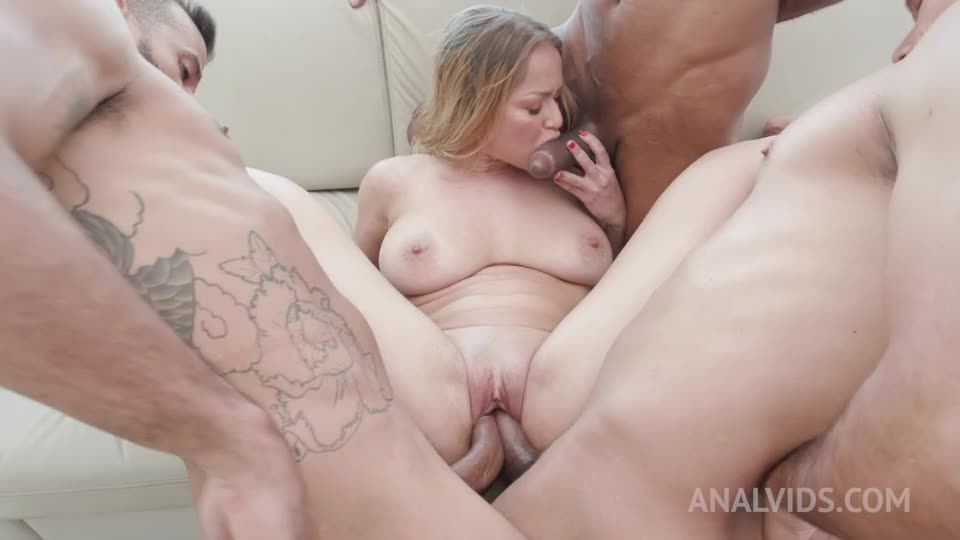 Only doubles – DAP and DVP YE123 (LegalPorno / AnalVids) Screenshot 3