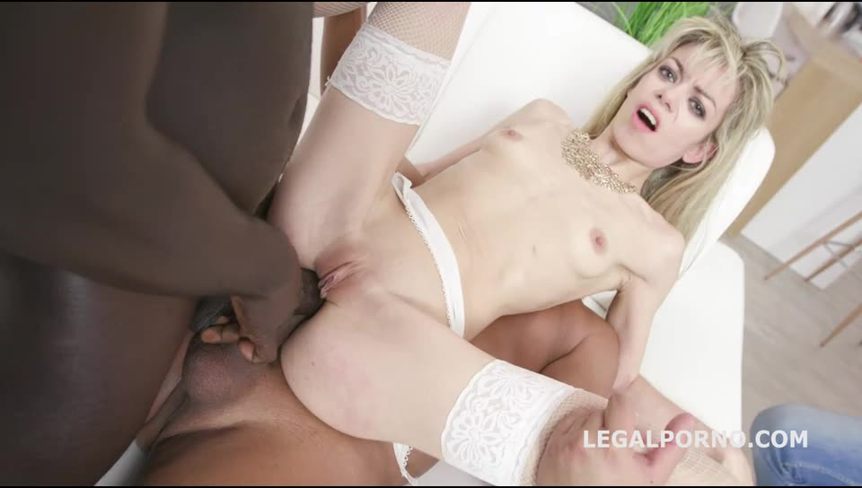 [LegalPorno] Perverse Wife, Big Dicks with Balls Deep anal, Gapes, DP, DAP, Facial - Ciara Riviera (DAP)/(Blonde)