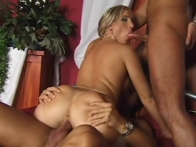 [Twisted Tommy] Ask for Ass - Demi Cool (DP)/(Stockings)