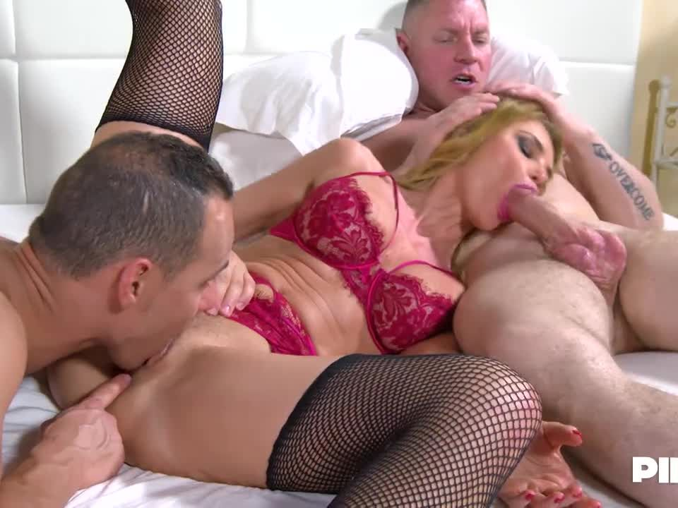 Cuckold Gives To His Slut Wife A Bull Named George (PinkoClub) Screenshot 1